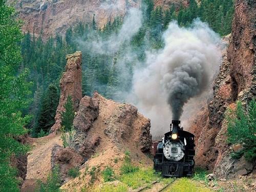 Una imagen, un recuerdo: el tren, la nostalgia