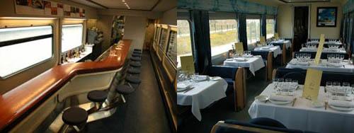 Elipsos Trenhotel, para viajar por Europa