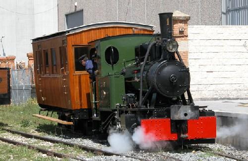 museo de trenes