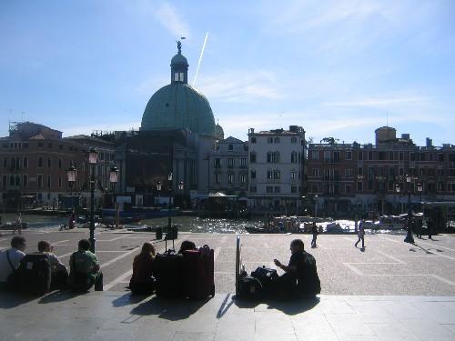 De Florencia a Venecia en tren