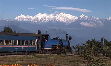 Tren de Darjeeling, un poco de Historia