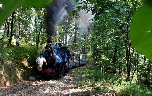 El Toy Train de Darjeeling