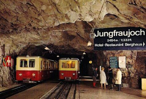 estacion-de-jungfraujoch