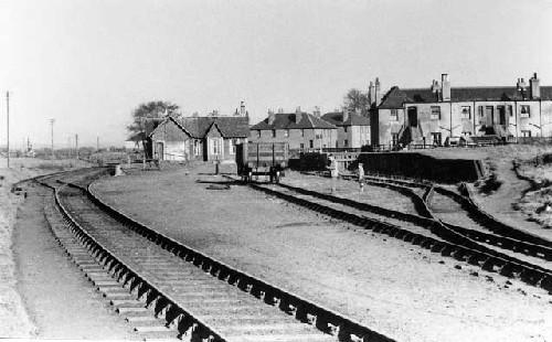 Fotos antiguas de trenes en Edimburgo