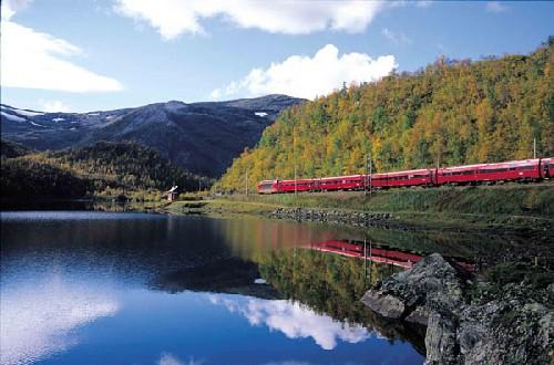 Tren de Bergen