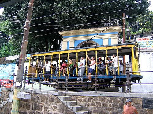El Bondinho, en tranvía por Río