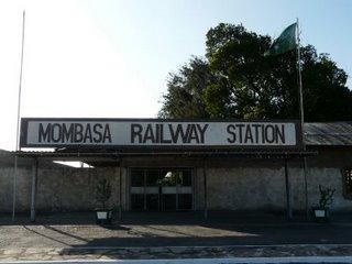estacion de Mombasa
