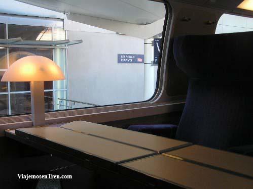 En la estación de Perpignan
