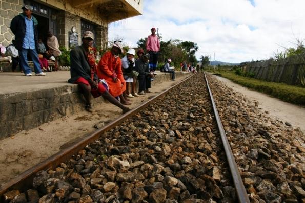 Tren de la Selva en Madagascar