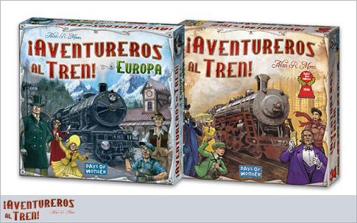 Sobre Juegos de Mesa Aventureros-al-tren