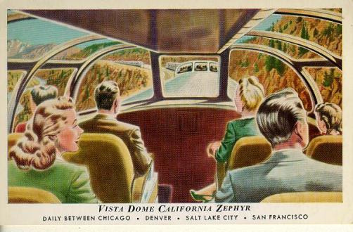 La Historia del California Zephyr