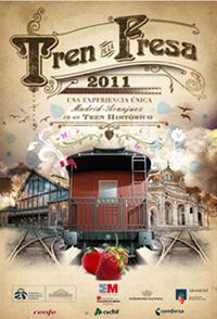El Tren de la Fresa comienza la temporada 2011