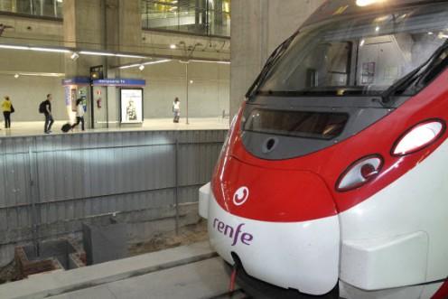 Barajas y su T4, ahora más cerca en tren
