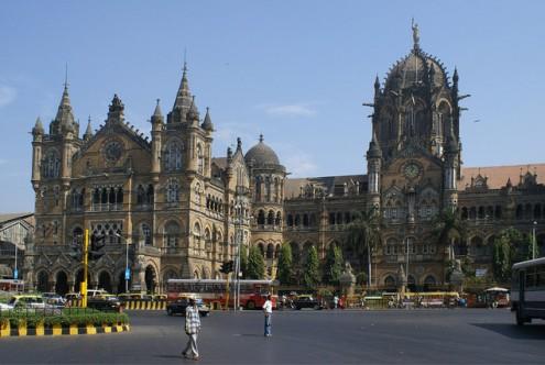 La Estación de Mumbai, Patrimonio de la Humanidad