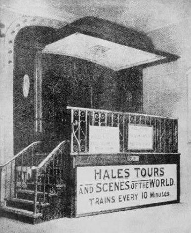 Hales Tour