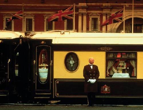 El Orient Express en Inglaterra