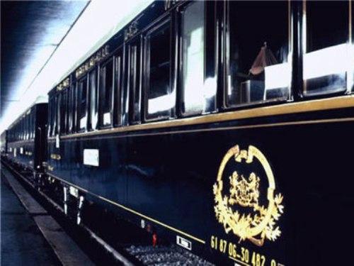 Viajando en fotos en el Orient Express