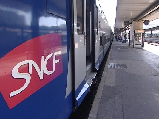 sncf, compañia ferroviaria francesa