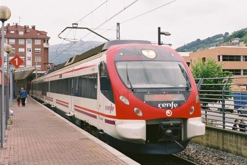 Nuevo tren Civis entre Guadalajara y Madrid