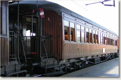 tren de la Fresa