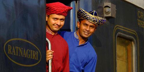 Indian Maharajá Decan Odyssey, nuevo tren de lujo en India