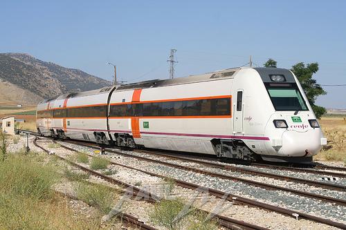 Badajoz – Madrid en el nuevo tren de media distancia