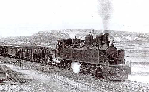 Histórico video del NODO sobre trenes en España