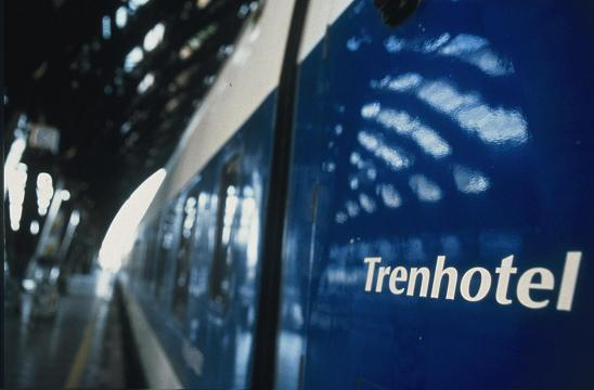 Oferta de billetes de tren internacional con renfe for Elipsos trenhotel